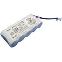 予備電源 密閉形Ni-Cd蓄電池 (DC6V/0.25Ah) NI-CD (DC6V/0.25Ah)