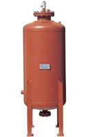 泡消火薬剤貯蔵加圧タンク FST