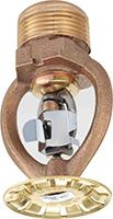 閉鎖型スプリンクラーヘッド 高感度型 DQPⅡ型 DQPⅡ72 DQPⅡ96