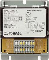 多回線中継器 (遠隔試験機能付) LP02/0