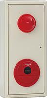機器収容箱 1級 (縦型露出・非常放送対応) SRT-01ML-47SH