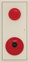 機器収容箱 1級 (縦型埋込・非常放送対応) SUT-01ML-47SH