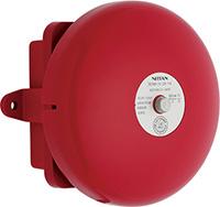 非常警報設備 防雨型ベル (防水ボックス付・Aタイプ) BDWH-6-24-14 A