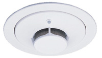光電式スポット型感知器 2種 (埋込アダプタB付) 2KH3-U 埋込B