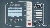 R/GR型受信機 表示・操作部詳細図 RXN-520・520G 表示・操作部
