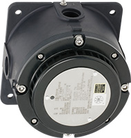 耐圧防爆型 光電式スポット型感知器 2種 FLS-02E (フェンオール製)