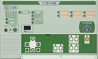 G型受信機 操作部詳細図 都市ガス用 壁掛型 PGH 操作部
