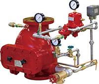 流水検知装置(乾式・DHV型) DHV4Ⅱ DHV6Ⅱ