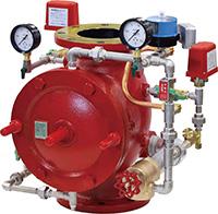 流水検知装置 予作動式 乾式 150A NITTAN-SPV-150H