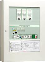 乾式予作動弁制御盤 外観図(3L) NDP0-3L
