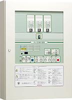 放水型ヘッド設備中央制御盤 外観図(3L) NDH0-3L