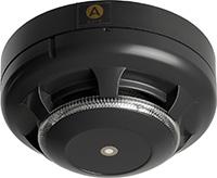 光電アナログ式スポット型感知器 (試験機能付) (露出型) AKF2-P(クロ)
