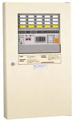 P型1級受信機・全館鳴動 火報10回線・防排煙5回線 蓄積式・壁掛型 1PM2-10Y5
