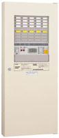 P型1級受信機・非常放送対応 火報20回線・防排煙10回線 蓄積式・壁掛型 1PM2-20Y10A-KP
